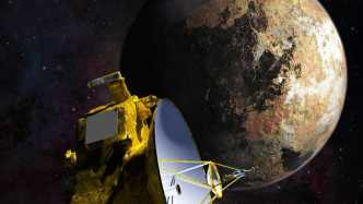 New Horizons am Pluto