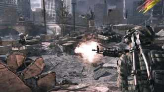 Ego-Shooter 'Call of Duty'