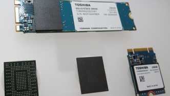 Toshiba: Solid State Drive