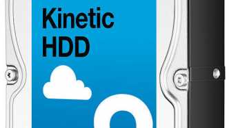 Seagate Kinetic HDD