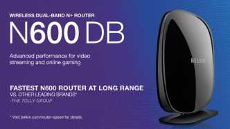 N600 DB Router