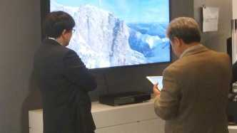 Auch Panasonic zeigt UHD-Blu-ray-Player