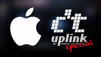c't uplink Spezial zum Apple Event am 9.9.