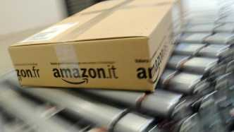 Amazon-Logistikzentrum