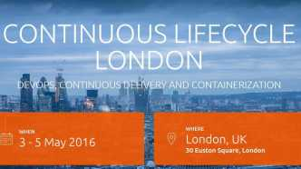 Continuous Lifecycle London 2016