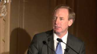 Microsoft-Manager Brad Smith