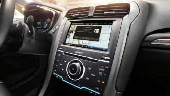 Ford Siri Eyes Free