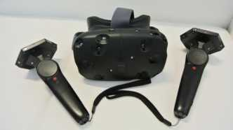 Virtual-Reality-Brille HTC Vive