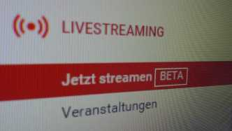 YouTube: Verwirrung um Live-Streaming in Deutschland