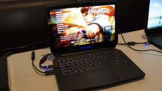 Gaming-Notebook Alienware 13
