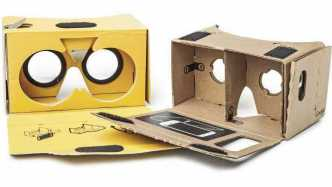 High-End-Cardboard und Standalone-Brille: Google auf Virtual-Reality-Kurs