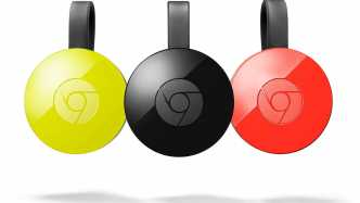 Kontra Apple Music: Spotify verschenkt Chromecast 2