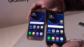 Samsung Galaxy S7 und Galaxy S7 Edge im Hands-on