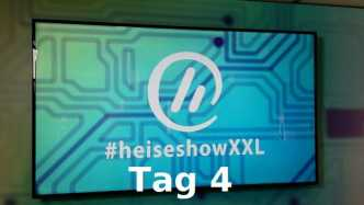 #heiseshowXXL @ CeBIT 2016: Videos von Tag 4