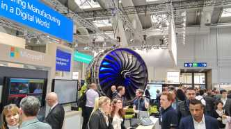 Hannover Messe 2016: Besuch am Microsoft-Stand