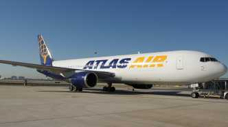 Boeing 767-300 von Atlas Air