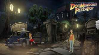"""Dog Mendonca"": Dark-Horse-Comic wird zum iOS-Adventure"