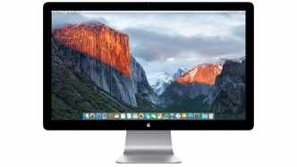 Apples altes Thunderbolt-Display schlechter zu haben