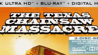 "Ultra HD Blu-ray: Panasonic-Player hat Problemen mit ""Texas Chainsaw Massacre"""