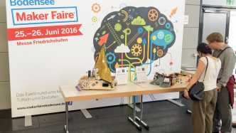 Maker Faire Bodensee 2016