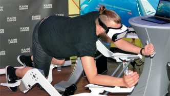 Ausprobiert: Fitnesstraining in der Virtual Reality