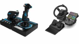 Logitech kauft Flight-Stick-Spezialisten Saitek