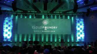 Cloud Foundry Summit Europe