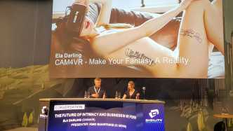 "VR-Cam-Sex-Performerin Ela Darling: ""20% Sex und 80% Therapie"""
