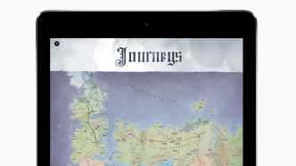 Game of Thrones iBooks
