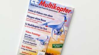 Sonderheft c't Multikopter mit Tutorial-DVD