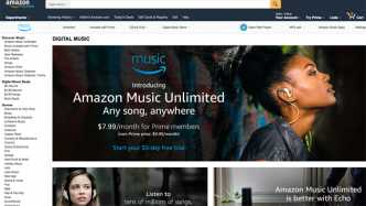Amazon startet Streamingdienst Music Unlimited