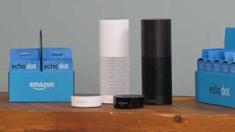 "Amazon Echo: ""Hallo, Echo?"""