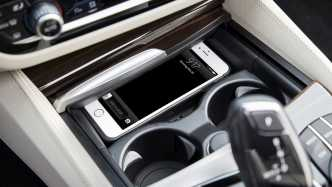 iPhone im BMW