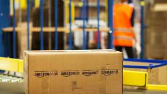 Amazon Logistikzentrum Pforzheim