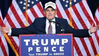 New Yorks Ex-Bürgermeister Rudy Giuliani soll Trump bei Cybersecurity beraten