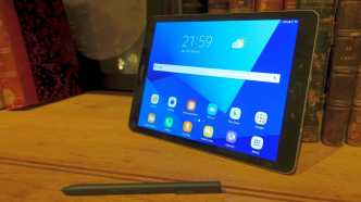 Samsung Galaxy Tab S3: High-End-Tablet mit Stifteingabe