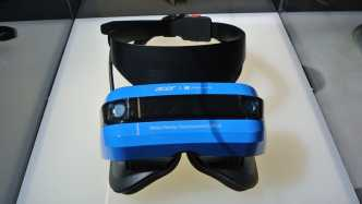 Microsoft kündigt Mixed-Reality-Headset von Acer an