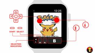 Game-Boy-Emulator für die Apple Watch