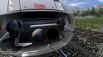 ICE 4 in Virtual Reality: Deutsche Bahn bildet mit VR aus