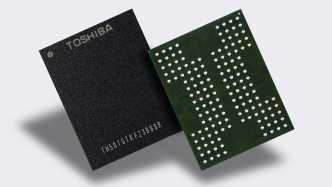Toshiba QLC 3D NAND Flash