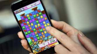 Candy Crush auf iphone