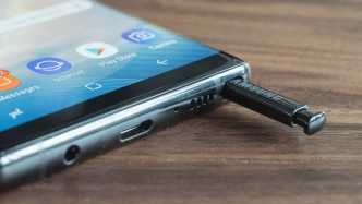 Samsung Galaxy Note 8 mit Dopplekamera und Stift im Hands-on