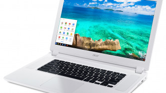 Acer: Chromebook mit 15-Zoll-Display
