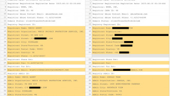 Google leakt Whois-Records