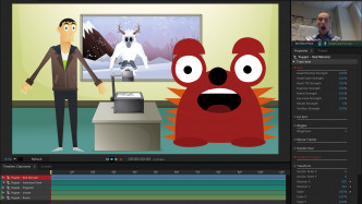 Farb-Workflows und Animation für Adobes Video-Programme