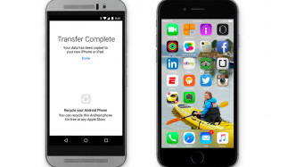 """Move to iOS"": Apple will Android-Nutzer umziehen"