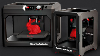 Maker-Bot Replicator