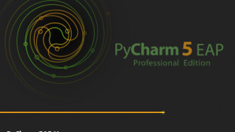 Python-IDE PyCharm 5 als Early-Access-Version