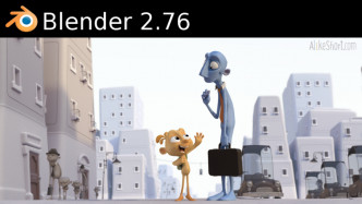 Open-Source-3D-Paket: Blender 2.76 legt Tempo zu