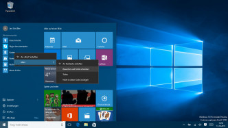 Windows 10: Insider Preview 10565